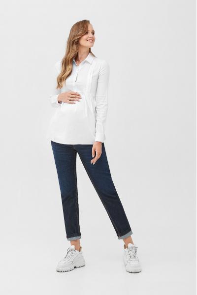White shirt for pregnant women