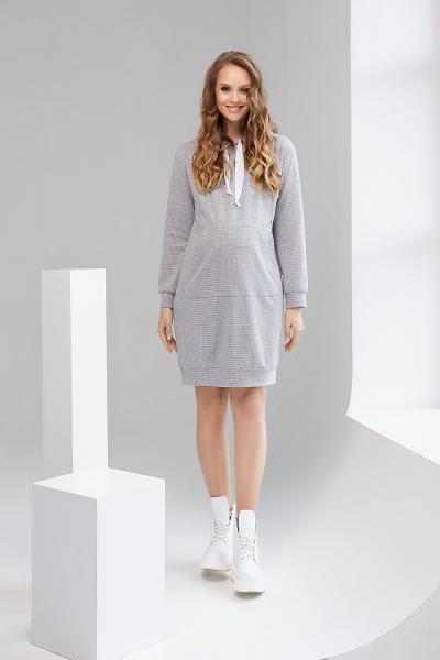 Сукня-худі Трикотаж для вагітних